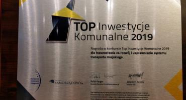 Nagroda dla Inowrocławia na Europejskim Kongresie Gospodarczym