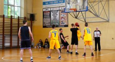 Mechan wicemistrzem Powiatu w koszykówce