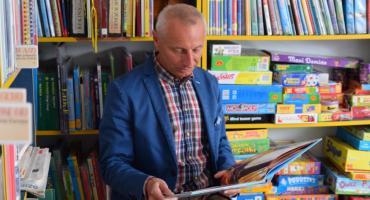 Prezydent czytał dzieciom