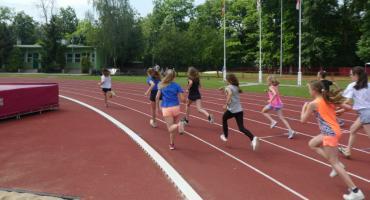 Maraton lekkoatletyczny dla szkół podstawowych