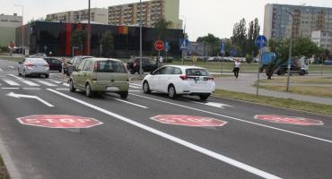 Zmiany na Rąbińskim skrzyżowaniu i festyn