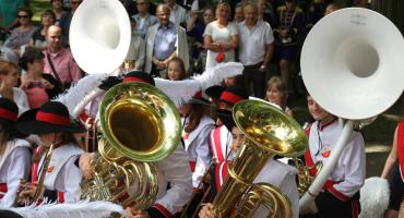 Orkiestry dęte ponownie opanują miasto