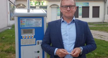 Wroński - Inowrocław wciąż bez parkomatów na kartę, aktualizacja
