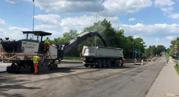 Utrudnienia drogowe przy wyjeździe do Bydgoszczy