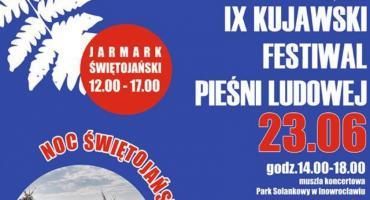Jutro IX Festiwal Pieśni Ludowej