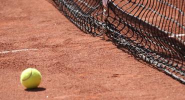 Dobry występ zawodniczki tenisa ziemnego