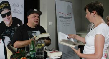 Krzysztof Skiba odwiedził Inowrocław