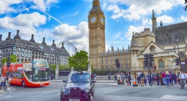 Historia Brytyjskich taksówek