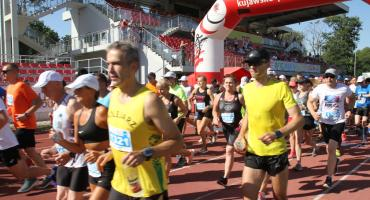 Ponad 700 biegaczy stanęło na starcie