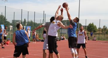 VIII Mistrzostwa Inowrocławia w Streetballu za nami