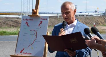 List otwarty prezydenta w sprawie dróg