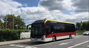 Inowrocławskie autobusy na jazdach testowych w Gdyni i Wrocławiu