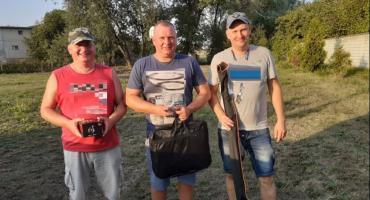 Policyjna drużyna z Inowrocławia najlepsza w zawodach wędkarskich