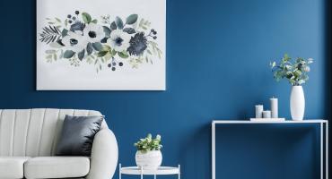 Obrazy inspirowane ogrodami