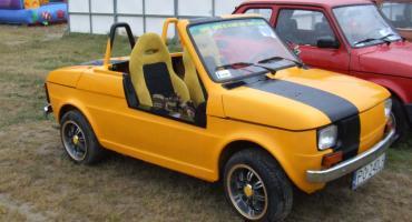 V Zlot Fiata 126p i klasyków