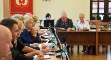 Odbyła się sesja Rady Miejskiej Inowrocławia