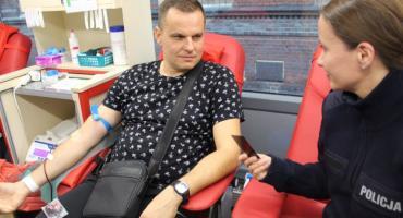 Oddawali krew i zapoznawali się z działaniem KMZB