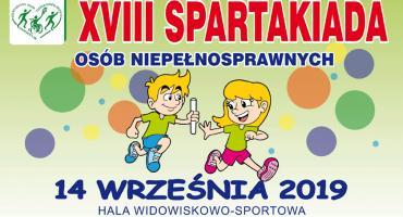 XVIII Spartakiada Osób Niepełnosprawnych
