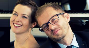 Pianopticum Duo w sali koncertowej