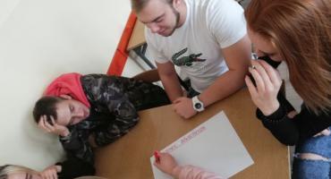 W ramach gminnej akcji edukacyjnej - Razem Przeciw Przemocy