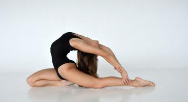 Rewelacyjny występ sekcji gimnastyki i akrobatyki w Zblewie