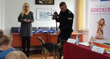 Inauguracja Uniwersytetu Dziecięcego z policjantami