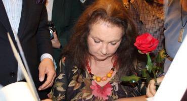 Anna Dymna odwiedziła Inowrocław