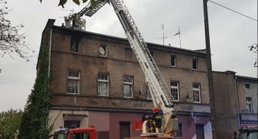 Tragiczny w skutkach pożar w Inowrocławiu