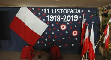 Święto Niepodległości w ZS Kościelec