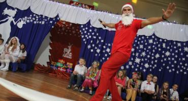 Mikołaj znowu zawita do szkoły integracyjnej