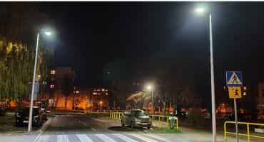 Miasto doświetla kolejne przejścia dla pieszych