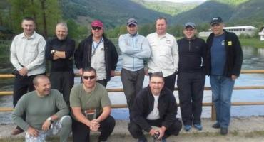 Trening Kadry Narodowej  muszkarzy - Bośnia 2015