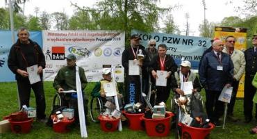 Spławikowe Mistrzostwa Polski Osób Niepełnosprawnych - Pruszków 2016