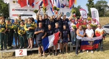 Spławikowe Mistrzostwa Świata w wędkarstwie w kategorii kobiet, Polki na piątym miejscu