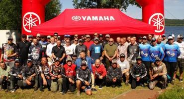 YAMAHA PRO FISHING wicemistrzem Polski