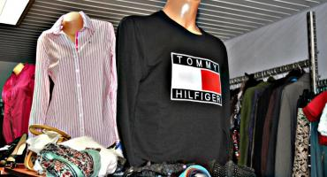 Outlet z odzieżą używaną - CODZIENNIE NOWY TOWAR