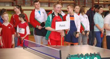 Dziesiąty turniej szkół specjalnych
