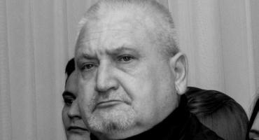 Zmarł Jacek Jastrzębski - pogrzeb w środę w Grodźcu