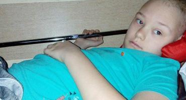 11-letni Kacper nie poddaje się chorobie - POMÓŻMY!