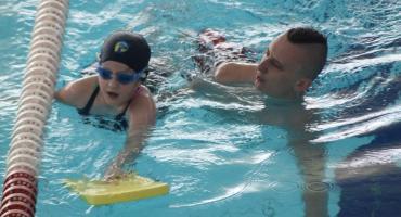 Dziecięce pływanie - foto galeria