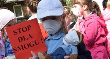Dzień Ziemi z happeningiem i petycją przedszkolaków