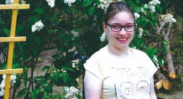 Uśmiechnięta 16-latka z Królewa