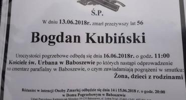 Zmarł prezes Orląt