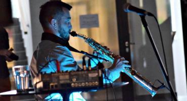 Podwieczorek przy saksofonie z potrójnym bisem