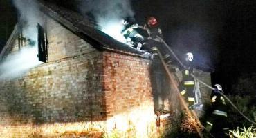 Po tragicznym pożarze w Dłużniewie prokuratura zarządzi badania DNA