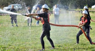 Zawody strażackie w Strzembowie - najlepsze OSP Naruszewo