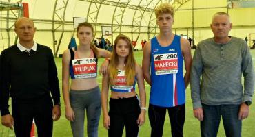 Życiówki na mistrzostwach Polski szesnastolatków