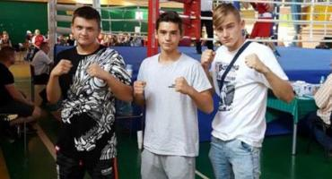 Skwarski i Pyrzakowski boksowali na medal