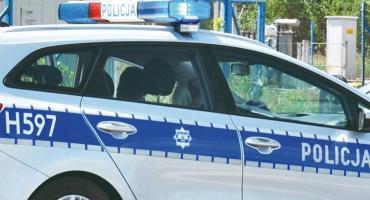 Kolejny policyjny pościg