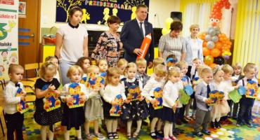Krasnoludki pasowane na przedszkolaka